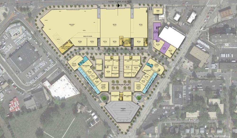 newcity-site-plan